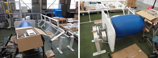 第2期浮体式小型潮流発電の実証研究プロジェクト~マイナーチェンジ実験用模型が完成!~