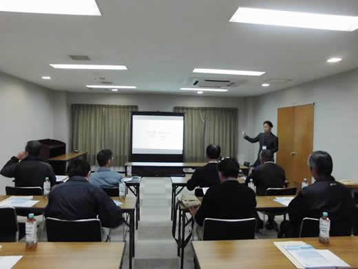 鹿児島県曽於市園芸振興会役員MATSRAの活動の視察1